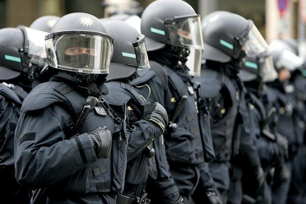 Polizei Bedeutung